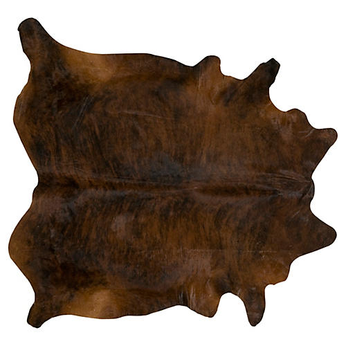 Natural Hide, Dark Brindle