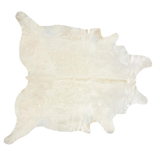 Natural Hide, Ivory/Beige