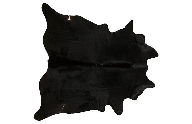 Natural Hide, Black