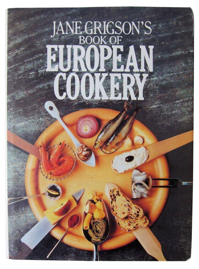 Book of European Cookery