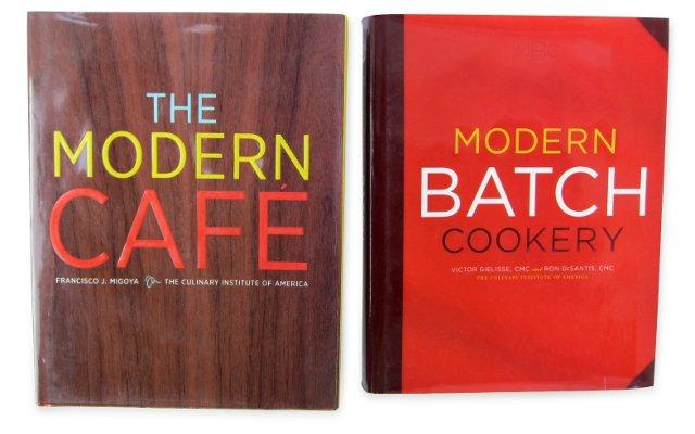 CIA Modern Books, Set of 2