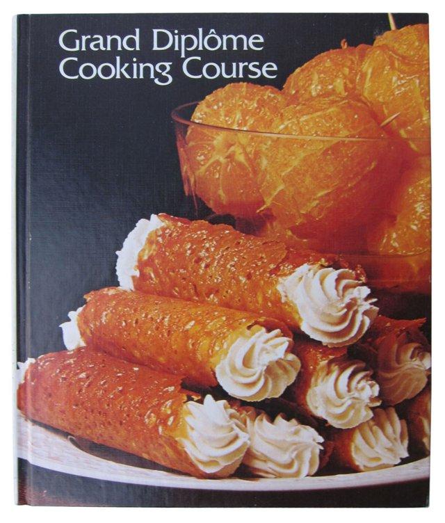 Grand Diplôme Cooking Course 1