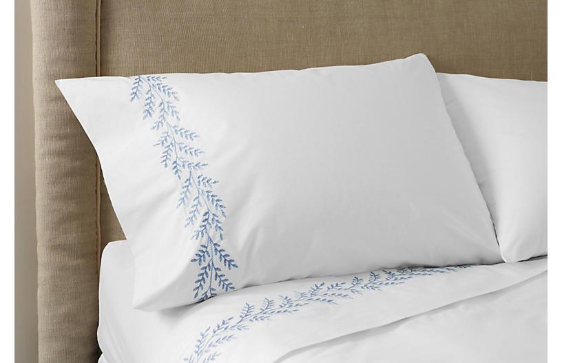 Willow Sheet Set, Blue