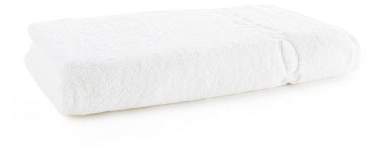 Maxwell Bath Sheet, White