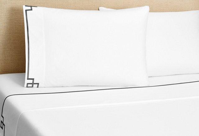 Fretwork Sheet Set, Black