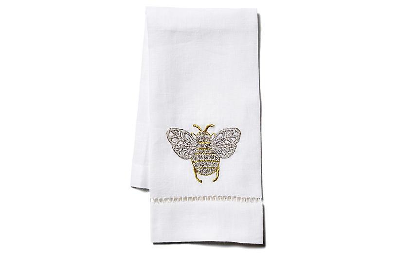 Bee Linen Guest Towel