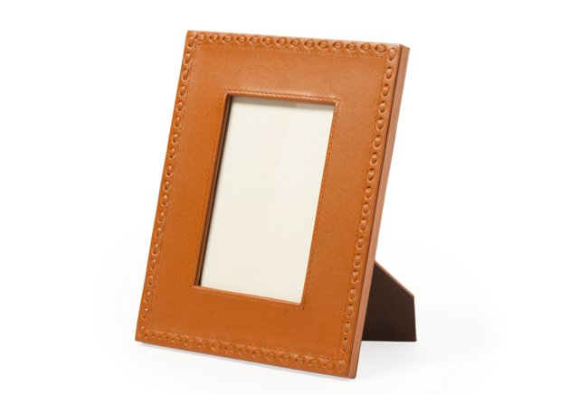 Leather Frame, 4x6