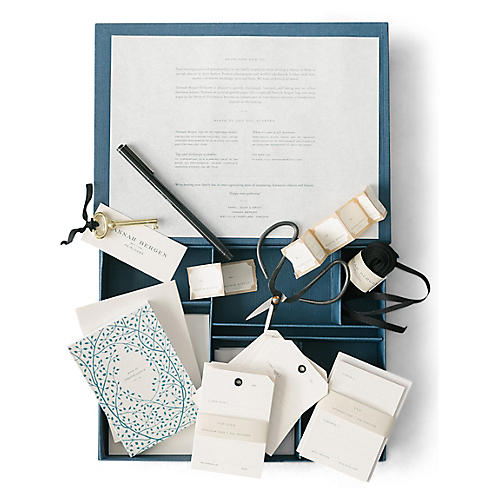 Diana Heirloom Kit, Blue
