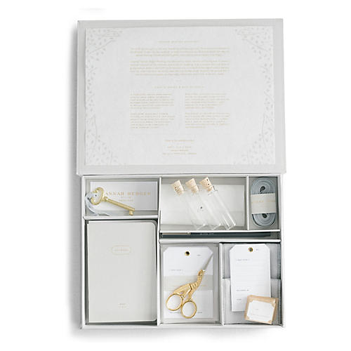 Catherine Wedding Kit, Gray