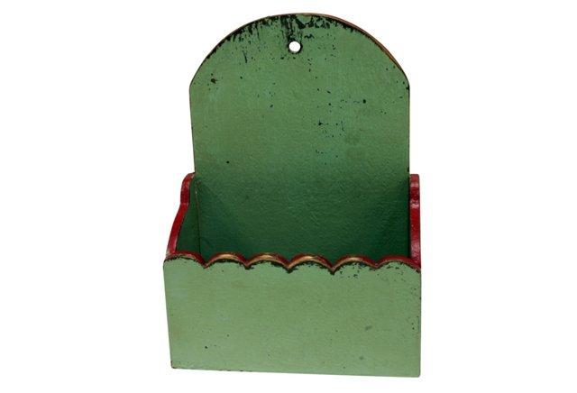 Scalloped Letter Box