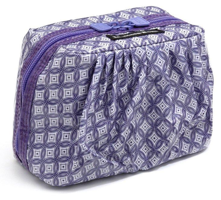 Mini Cosmetic Case, Purple