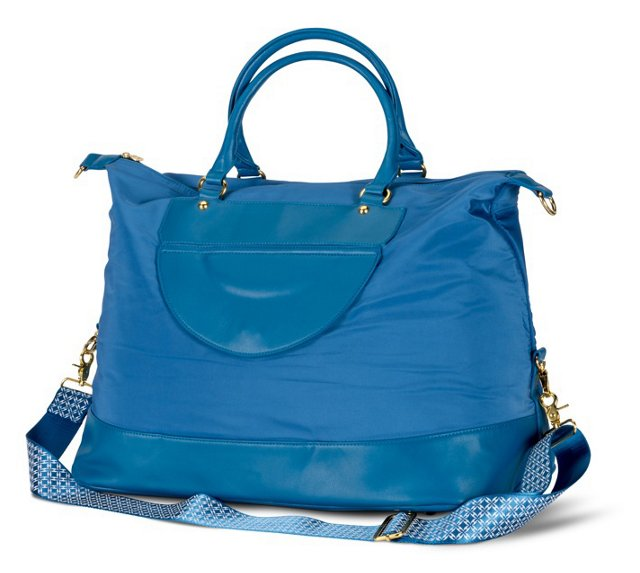 JetSetter Weekend Bag, Blue
