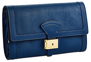 Evening Clutch, French Blue