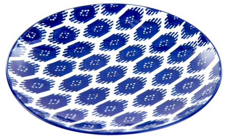 S/6  Side Oval Plates