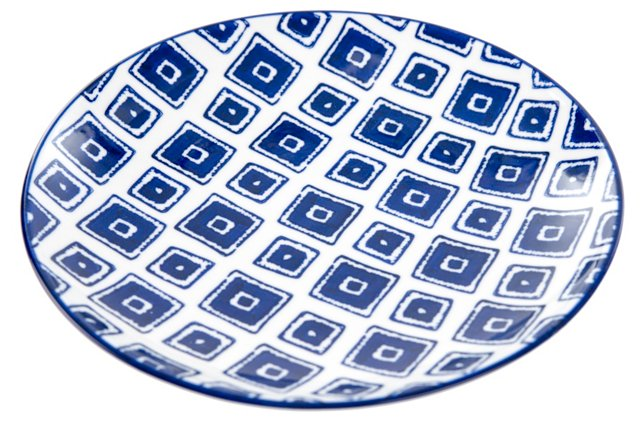 S/6  Side Square Plates