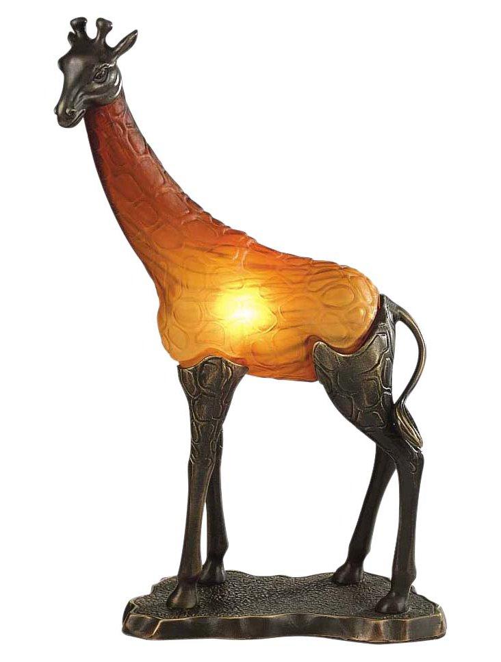 Giraffe Night Light Lamp