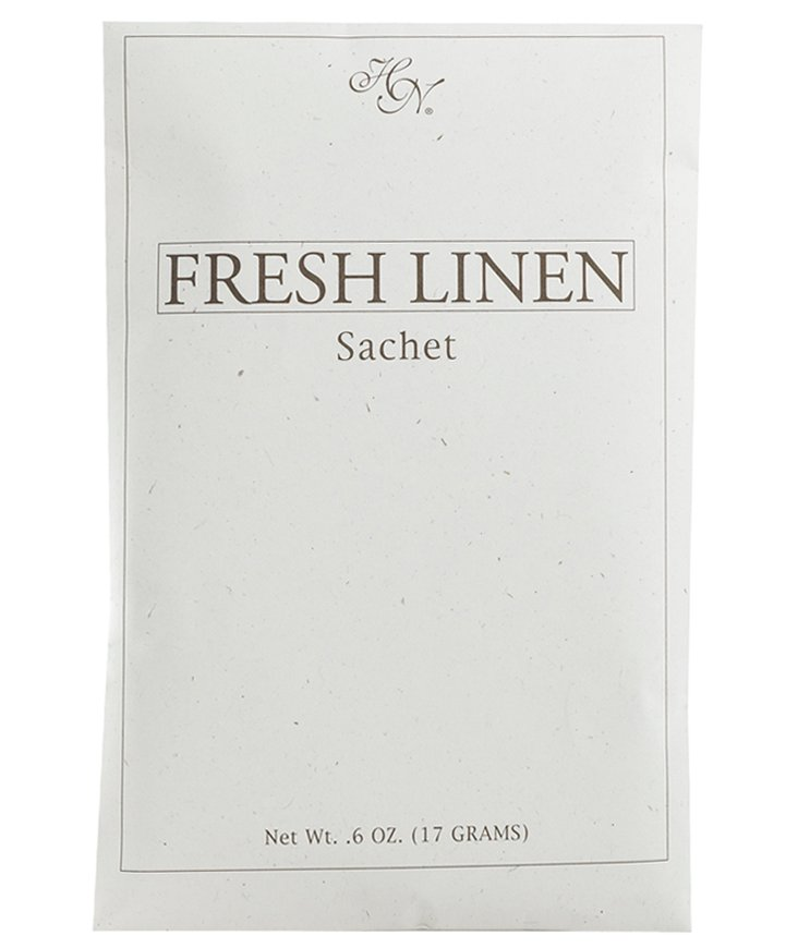 S/5 Fresh Linen Sachets