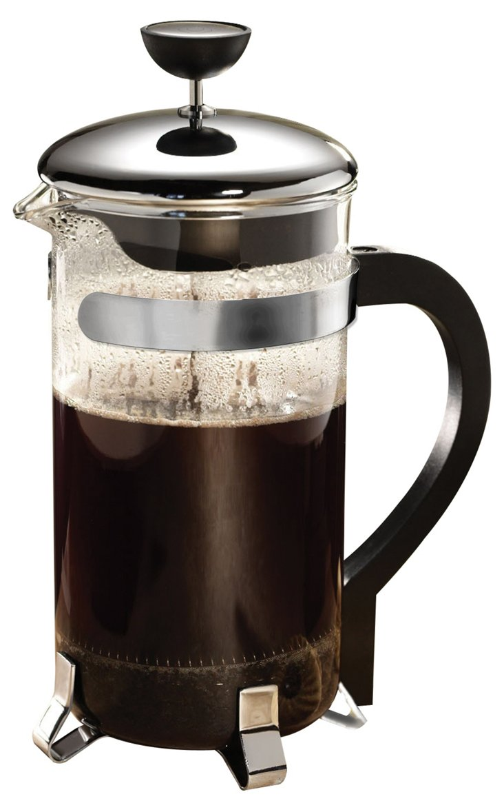 8-Cup Classic French Press, Chrome