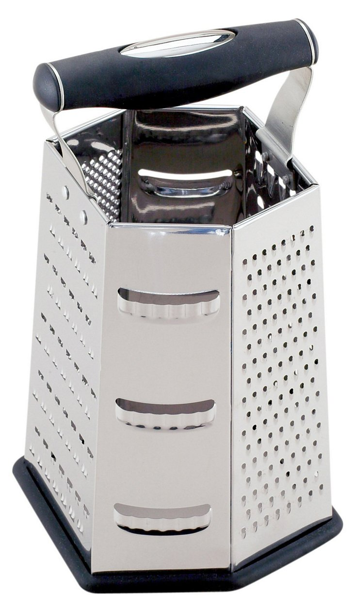 Multi-Face Stainless Steel Grater