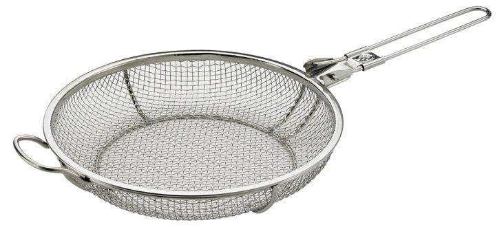 Sizzlin' Skillet Grilling Basket