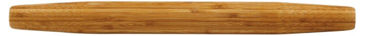 Caramelized Bamboo Rolling Pin