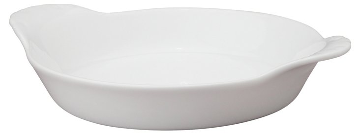 S/6 Au Gratin Dishes, 4 Oz