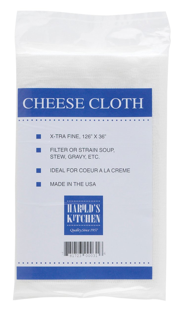 S/2 Cheesecloths