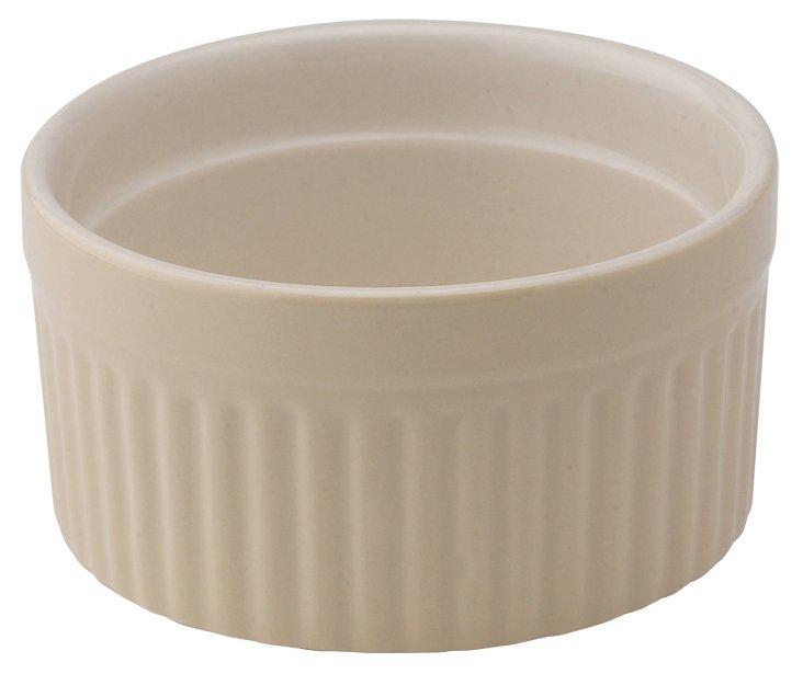 S/6 Porcelain Ramekins