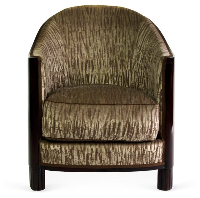 Art Deco Period Chair