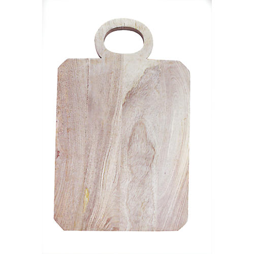 Mango Wood Board, Natural