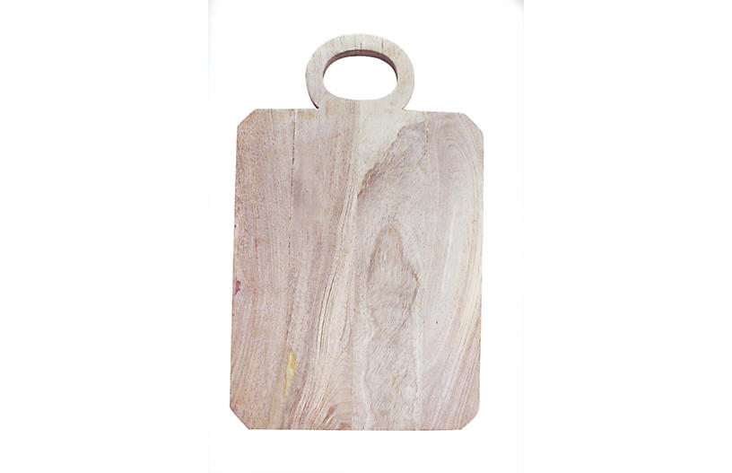 Mango Wood Board - Natural