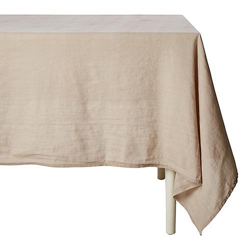 Carter Tablecloth, Birch