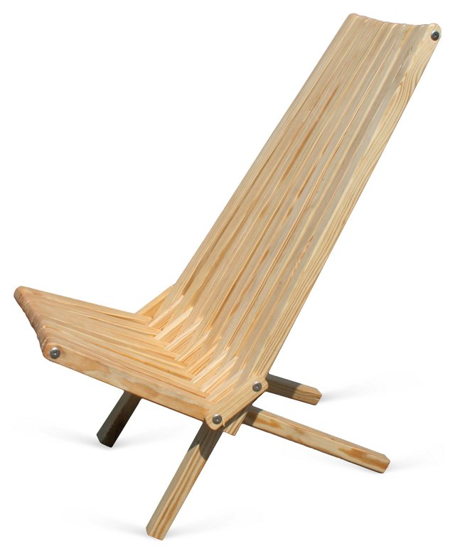 Lee Chair, Natural