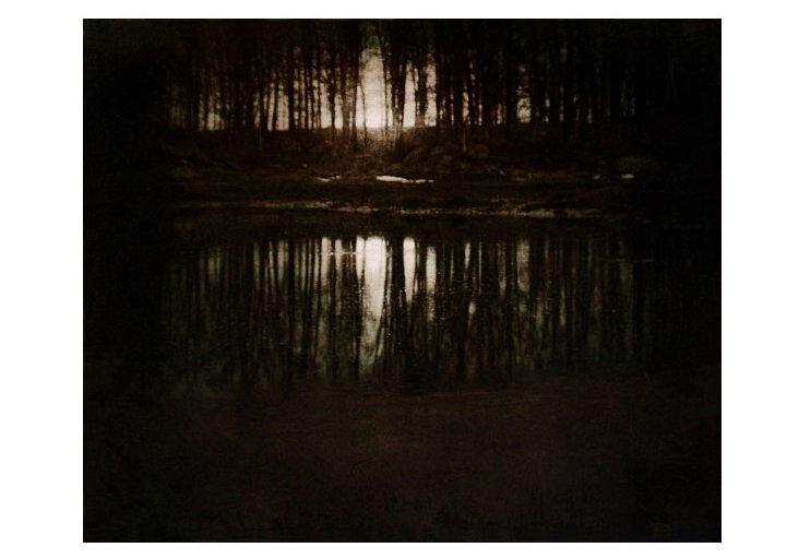 Steichen, Moonrise, Mamaroneck 1904