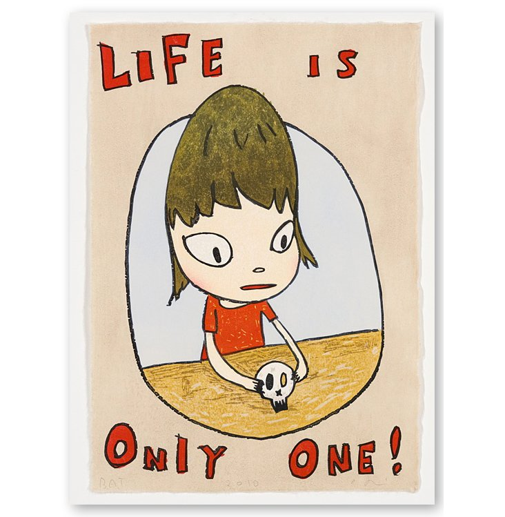 Yoshitomo Nara, Life is Only One