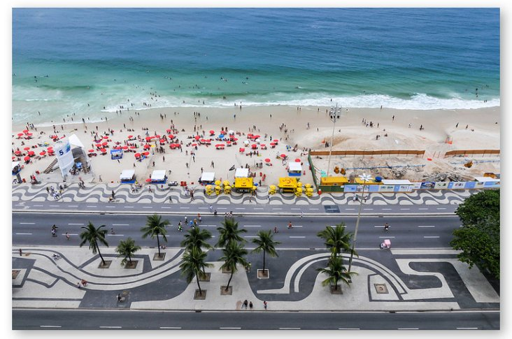 Richard Silver,  Copacabana Beach 2