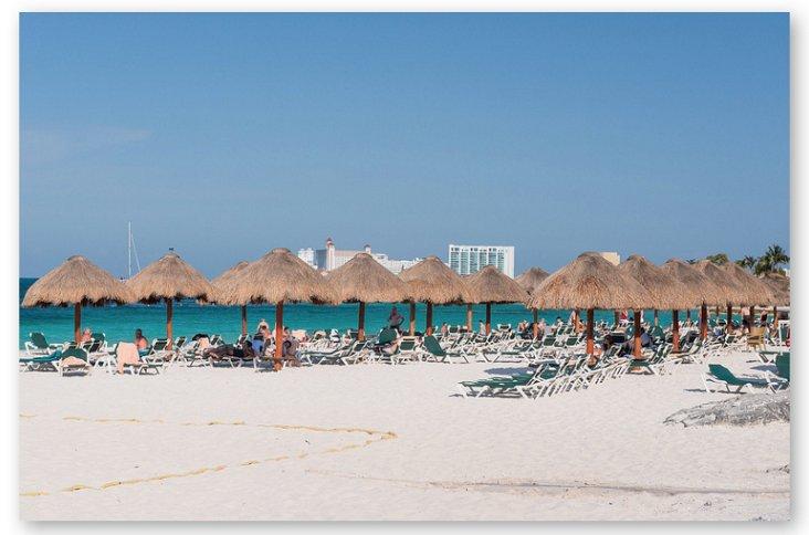 Richard Silver, Cancun Umbrellas