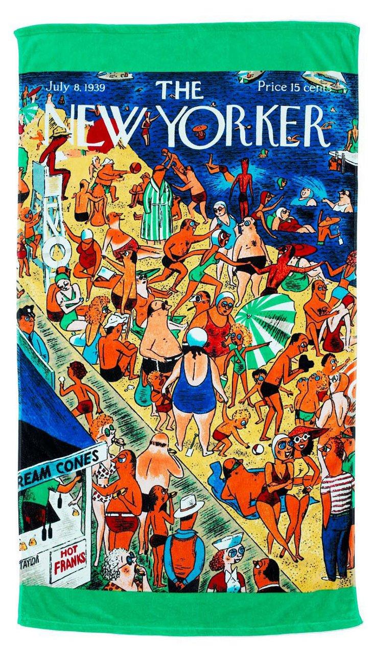 Condé Nast Beach Towel, Beach