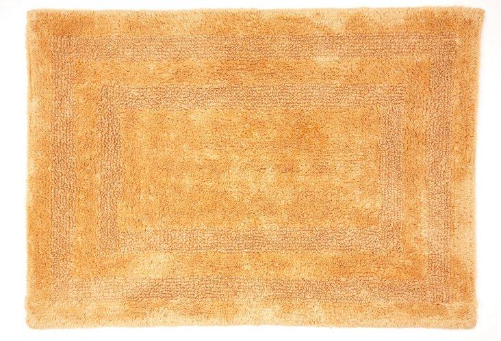 Cotton Reverse Rug, Wheat