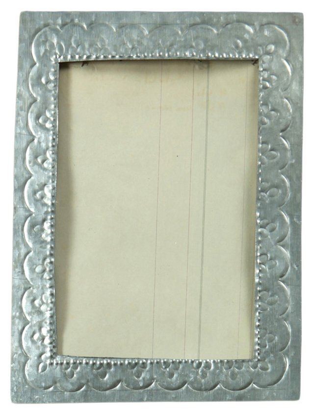 Anton Picture Frame, Tin