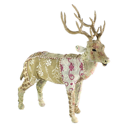 """19"""" Standing Stag Figurine"""