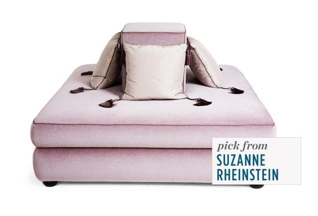 Borne Sofa w/ 4 Pillows