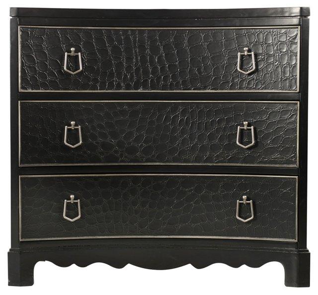 "Stern 37"" Dresser, Black"