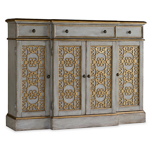 Madison Carved Sideboard