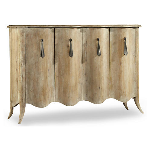 "Louise 54"" Sideboard, Natural"