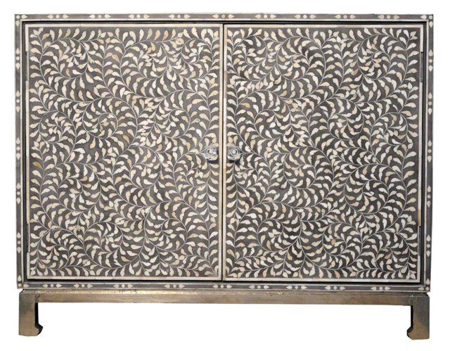 Cedar Sideboard, Gray