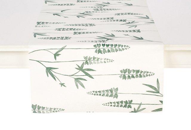 Meadowood Paper Table Runner