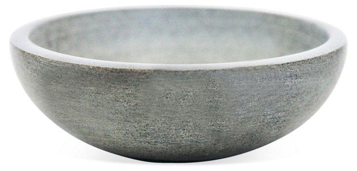 S/4 Soapstone Saucers