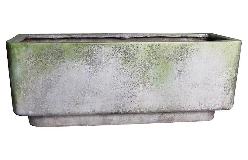 Biagio Tub, White Moss