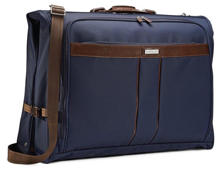 Mobile Traveler Garment Bag, Cobalt